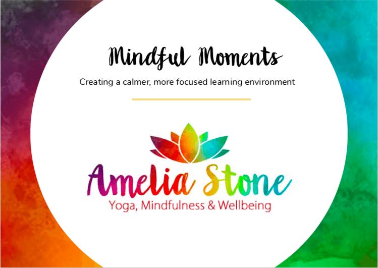 Yoga & Mindfulness in Schools • Amelia Stone Wellbeing