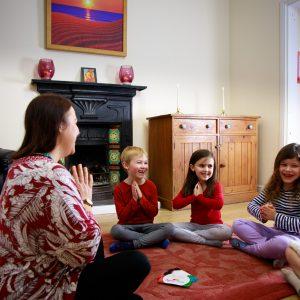 Family Yoga & Mindfulness