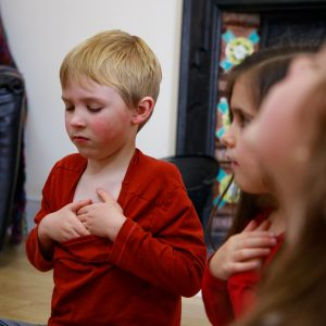 Children's Yoga & Mindfulness