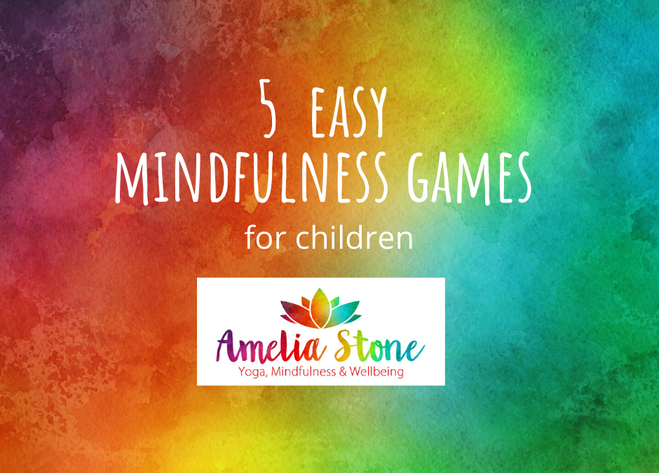 5 easy mindfulness games to play at home